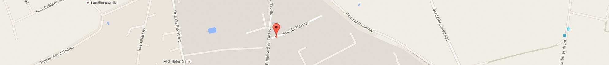 nom du client - secteur(ville) - Ligging